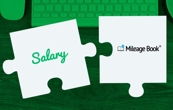 Salary og Mileage Book